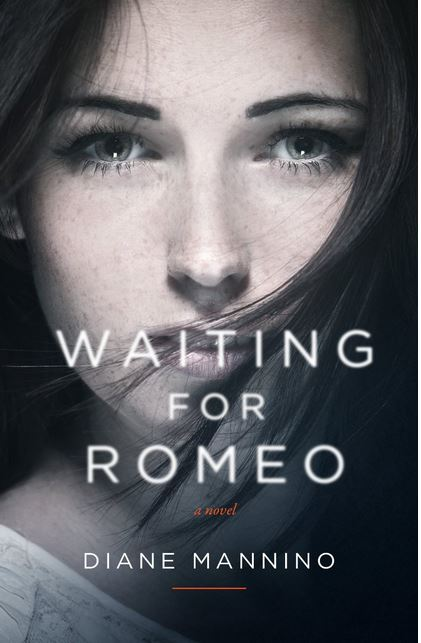 Romance Book Cover Review : Waiting for romeo by diane mannino review