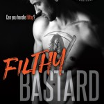 Filthy Bastard by Emily Minton & Shelley Springfield Cover Reveal