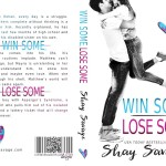 Win Some, Lose Some by Shay Savage Cover Reveal